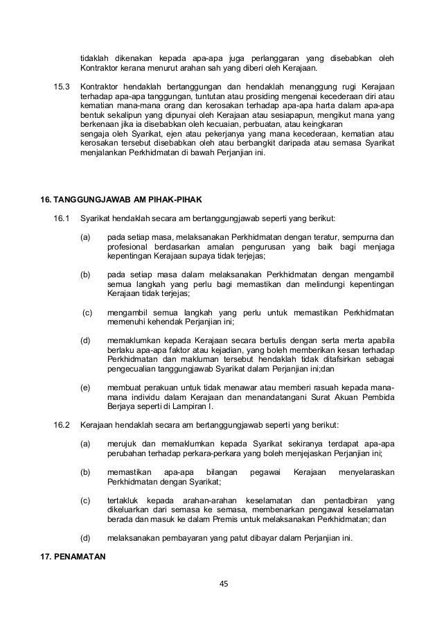 Dokumen Tender