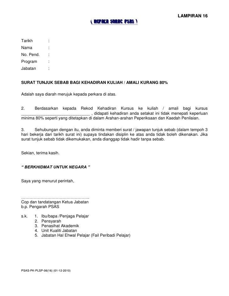 Contoh Surat Rasmi Tuntutan Bayaran Rasmi Re