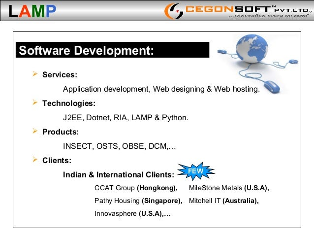 LAMP Software ...
