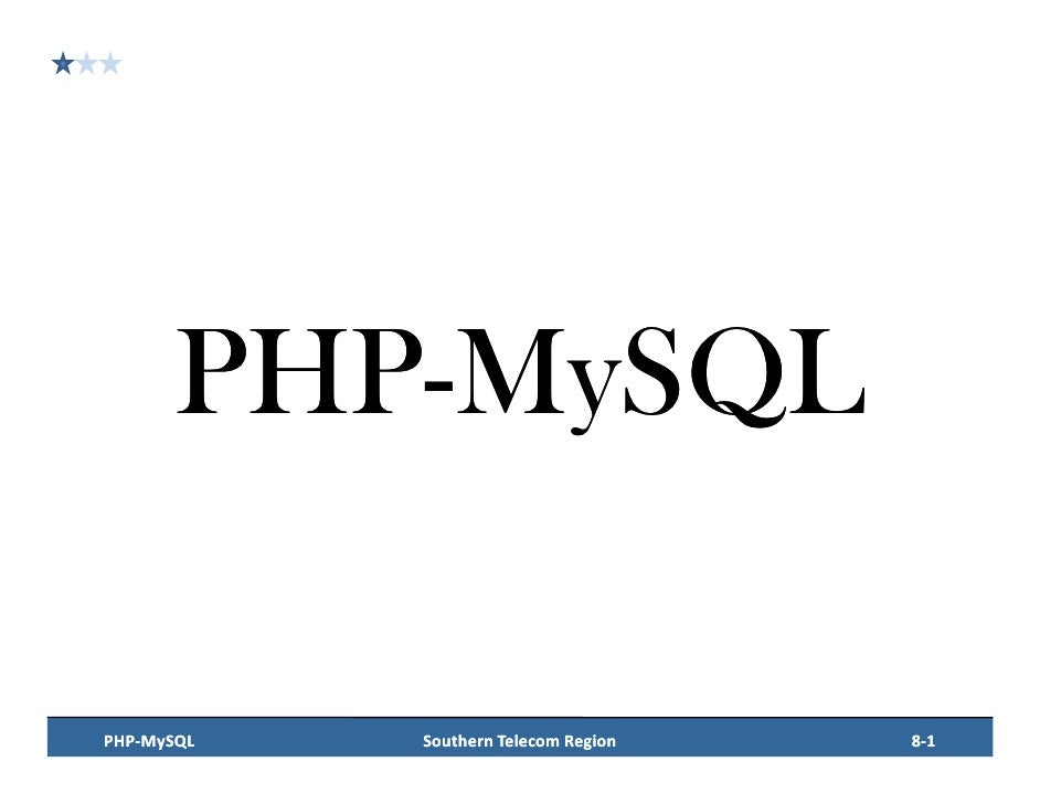 "Connecting to MySQL <?php $con = mysql_connect('localhost','lampusr','lamppwd'); If($con) { echo ""Connected""; }else{ echo ..."