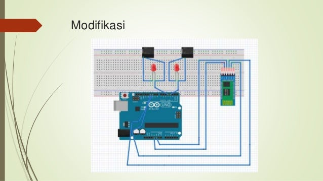 Lampu otomatis berbasis arduino bluetooth dan android