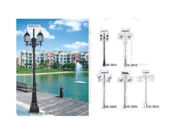 Daftar Harga Lampu Taman Tenaga Surya