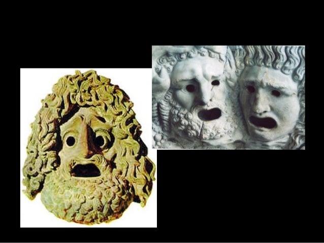 ORIGEN DEL TEATRO GRIEGO Su origen es asiático y la primera noticia que poseemos acerca del teatro griego se localiza en A...