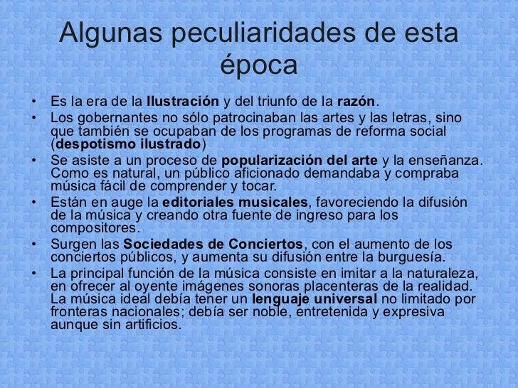 La MúSica Del Clasicismo Slide 3