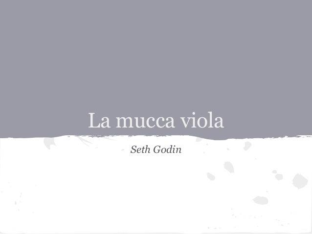 La Mucca Viola Ebook