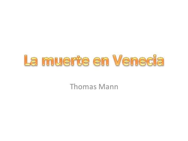 Thomas'Mann'
