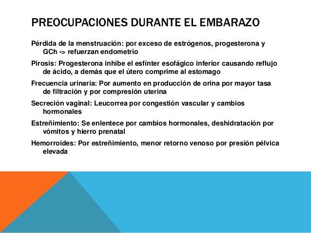 PREOCUPACIONES DURANTE EL EMBARAZO Dolor de espalda: Por relajación de articulaciones y ligamentos (relaxina), también la ...