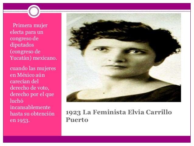 """La Cámara de Senadores otorgó el Reconocimiento """"Elvia Carrillo Puerto"""" ..."""