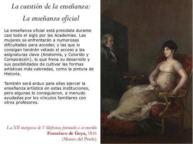 La mujer y el arte en el siglo XIX: Algunas pintoras del Romanticis…