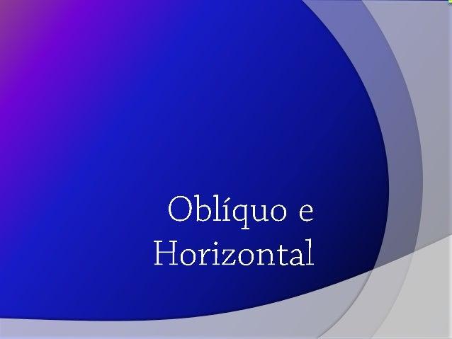   Assim como no Lançamento Horizontal, o movimento na direção do eixo x, no lançamento oblíquo, é uniforme, pois a veloci...
