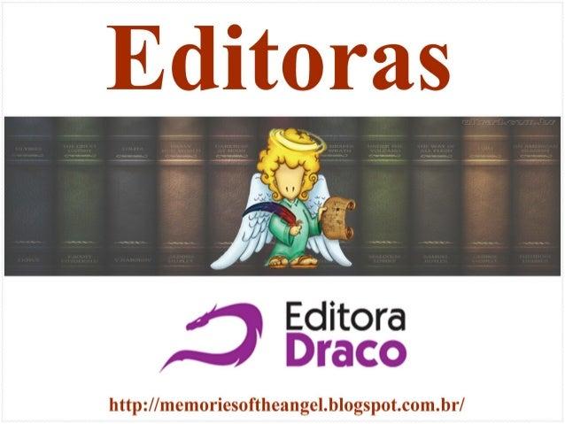 Lançamentos Editora Draco Slide 2
