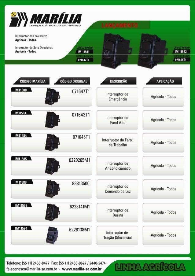 Lançamentos Marília 2013