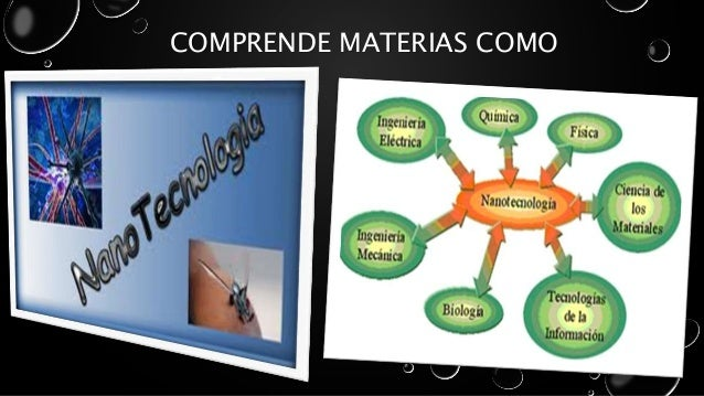 La nanotecnología Leidy avendaño Slide 3