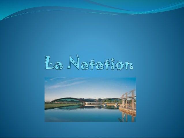 Sommaire  Introduction  1ère Partie : Types de piscines et matériel  2ème Partie : Sports aquatiques et types de nages ...