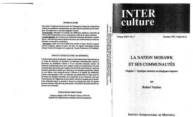 121-Ses sept communautés. Les « Warriors ». (document à télécharger en format PDF, 2,3Mb).