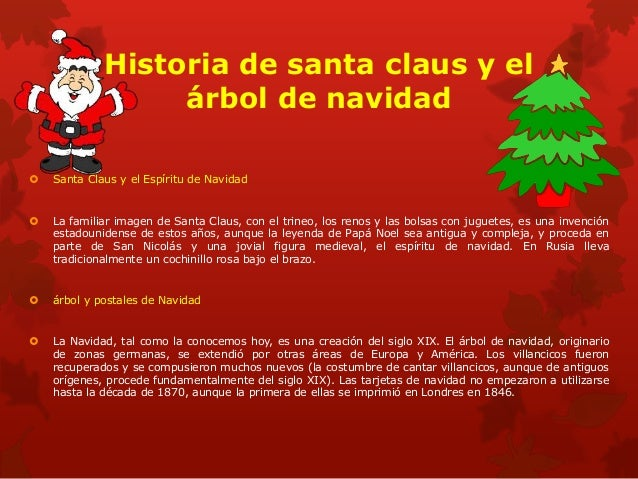 Historia de la navidad Slide 3