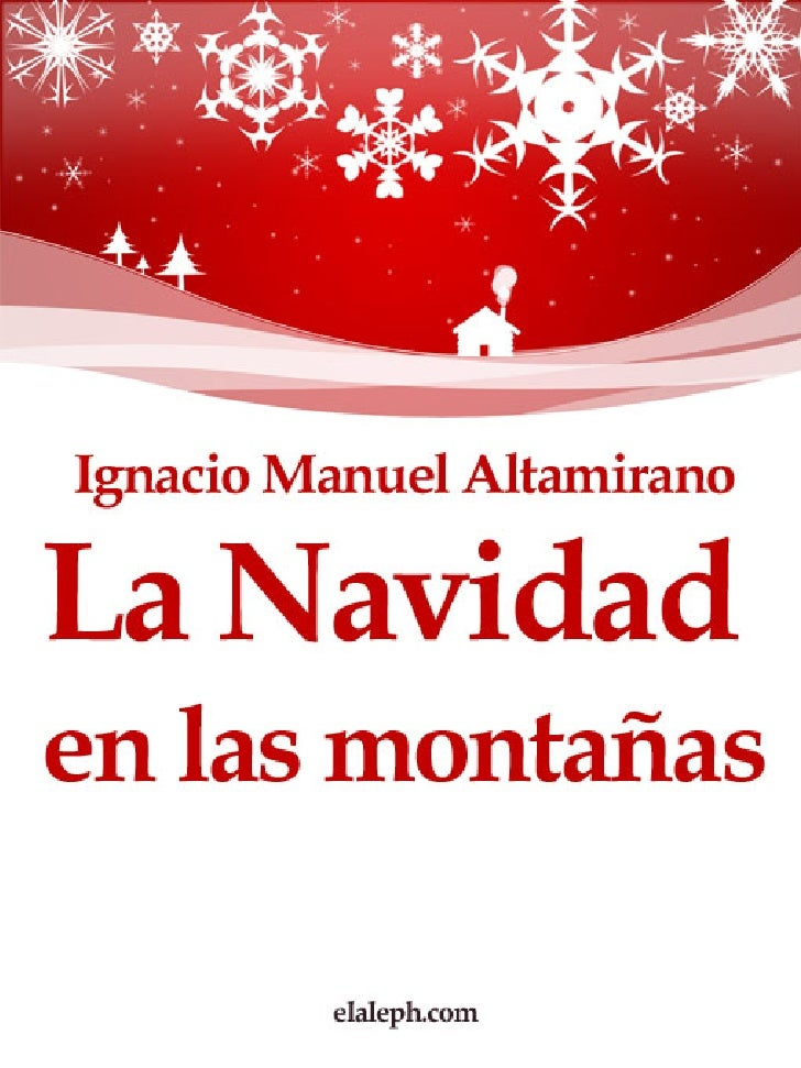 La navidad en las montañas