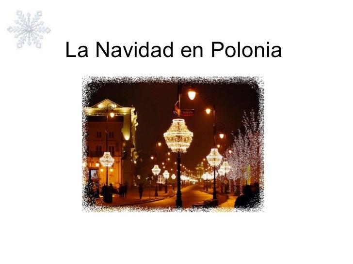 La Navidad en Polonia