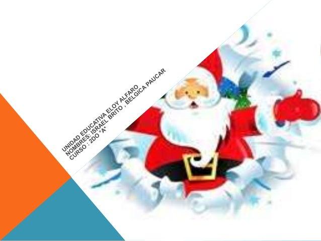 LA NAVIDAD  En esta página tratamos de explicar el sentido originario de la Navidad. Sin embargo, nos encontramos que en e...