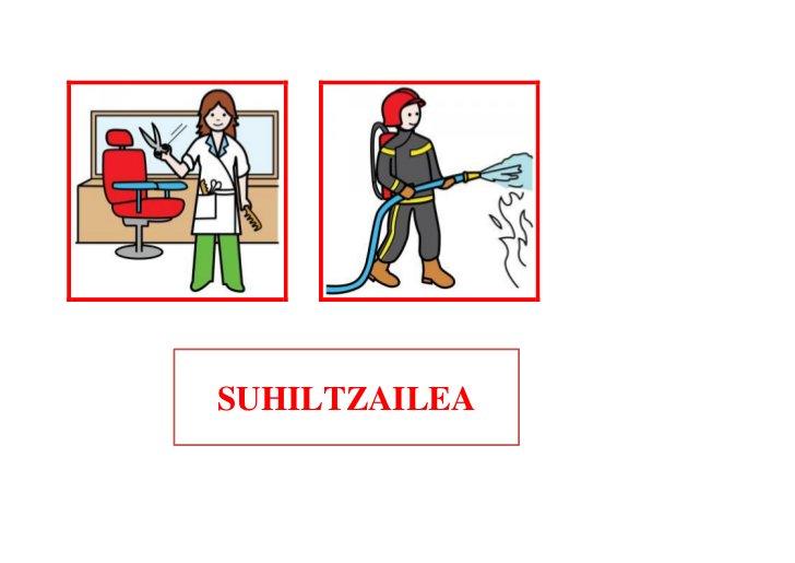 SUHILTZAILEA