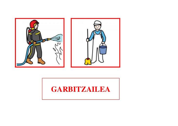 GARBITZAILEA