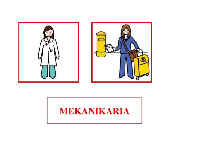 MEKANIKARIA