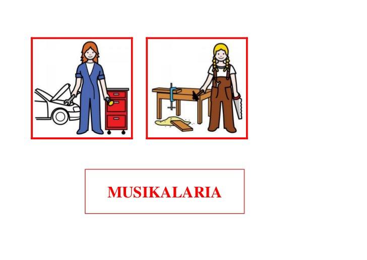 MUSIKALARIA
