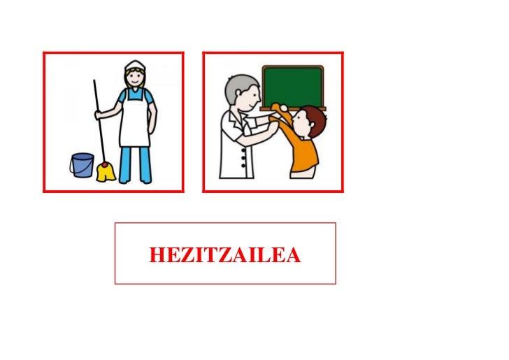 HEZITZAILEA