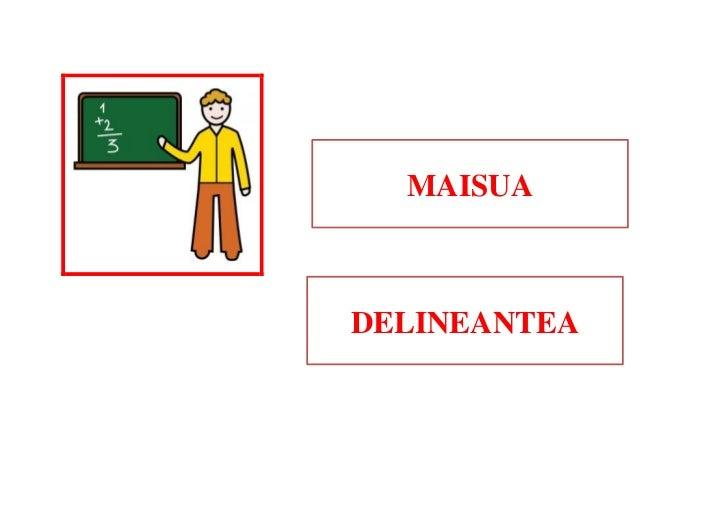 MAISUADELINEANTEA