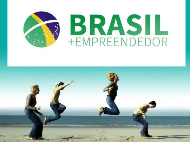 O objetivo do movimento Brasil + Empreendedor é mobilizar empreendedores e lideranças inovadoras deste país para construir...