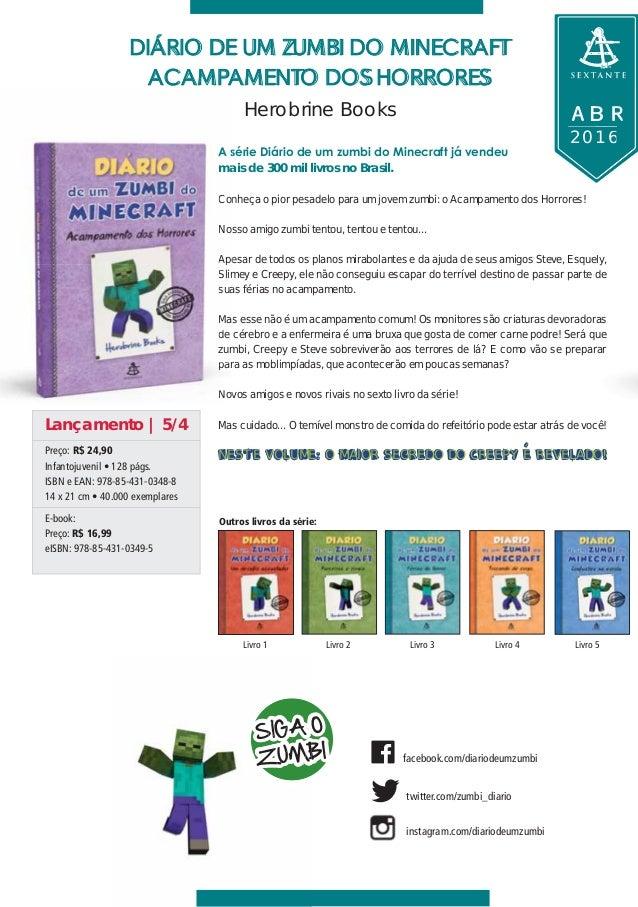 Lançamentos de Abril das Editoras Arqueiro e Sextante Slide 2