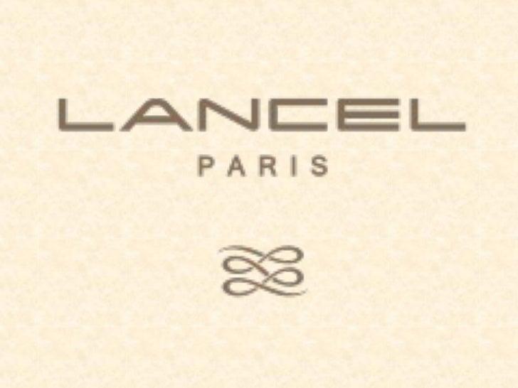 Histoire de LANCEL              La Maison Lancel est à l'origine l'histoire d'une femme    française: Angèle Lancel. Fond...