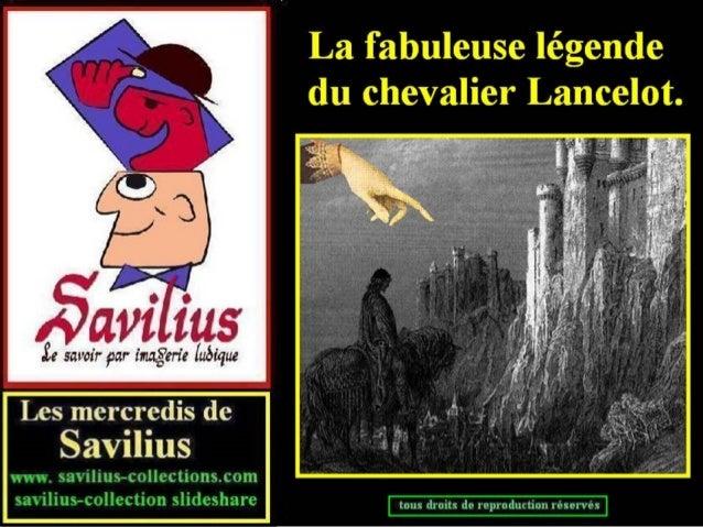 Lancelot du lac et Guenièvre
