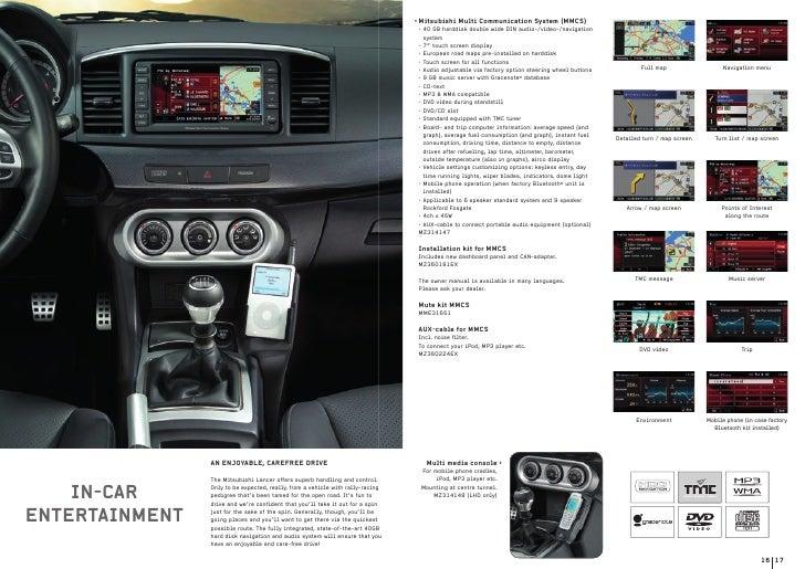 14 15; 9. ≤ Mitsubishi Multi Communication System ...