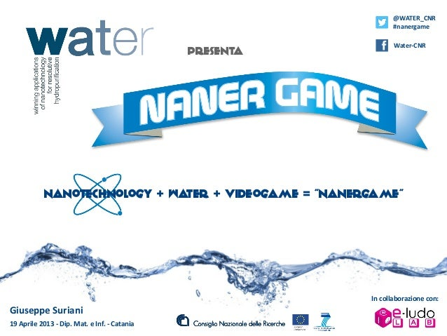 @WATER_CNR                                                                                                 #nanergame     ...