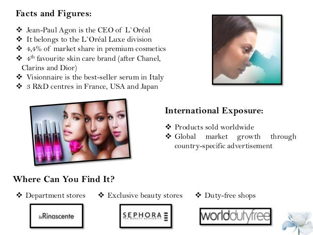 lancome marketing plan How to launch your own beauty products  7 marketing your product 8 selling your product  presentation of your business plan this will be discussed in more.
