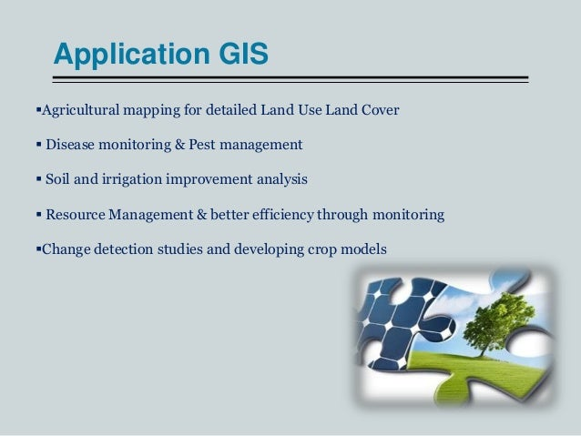 Land Use Land Cover Mapping For Smart Village Using Gis