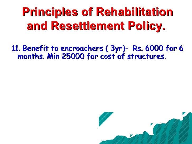 Land acquisition, rehabilitation, resettlement Act 2013