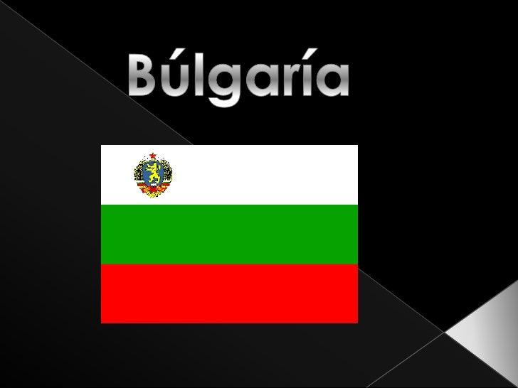 Búlgaría<br />