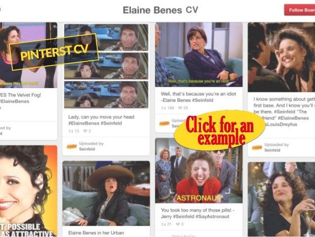 CV PINTERST CV