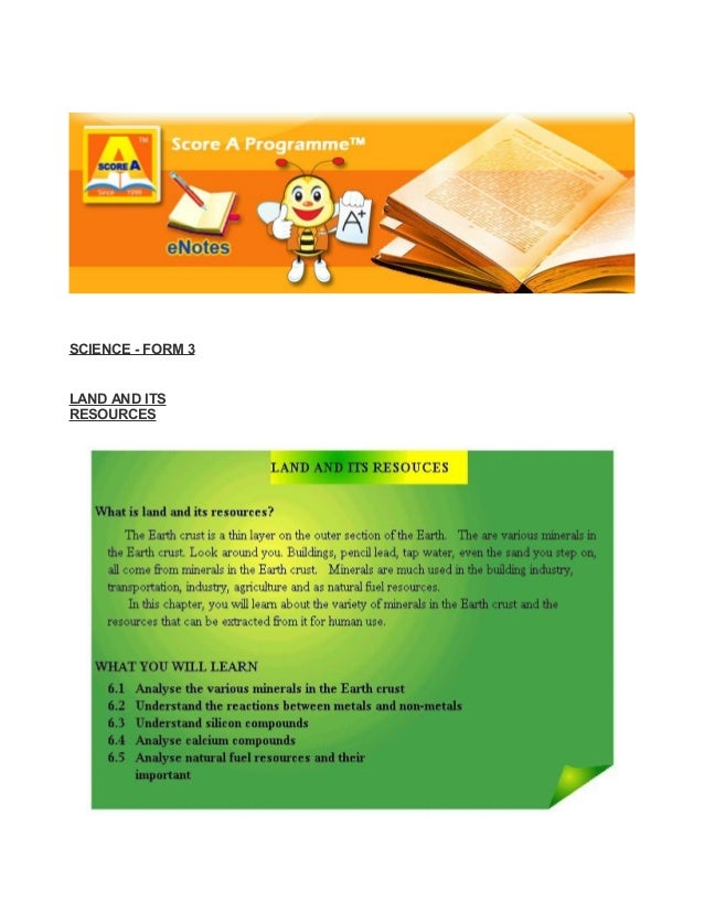 science form2 chapter 5