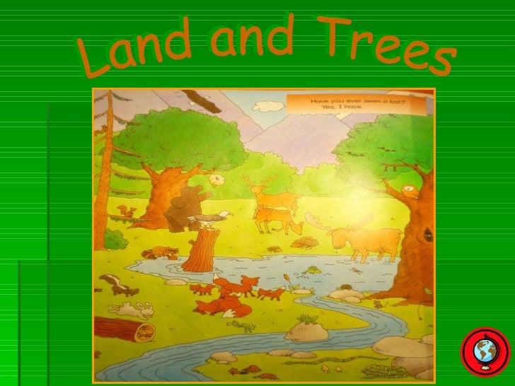 Land and Trees