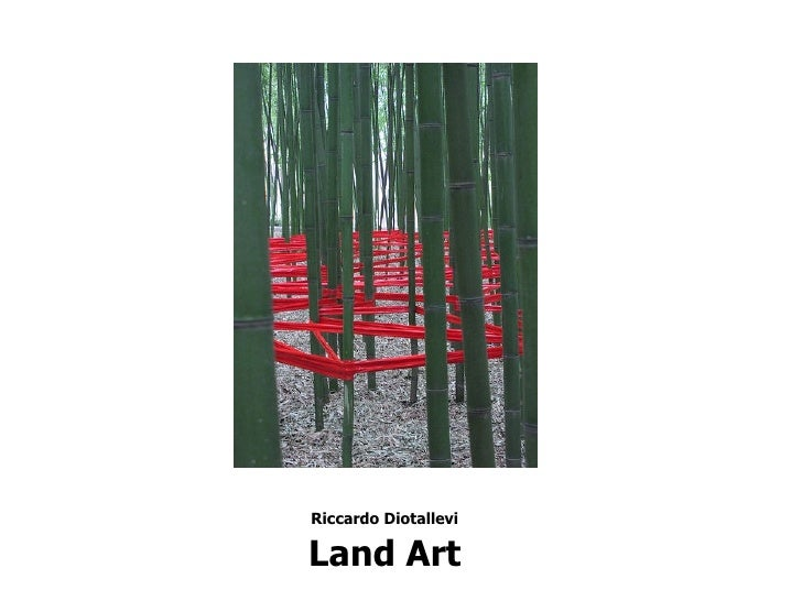 Riccardo Diotallevi   Land Art