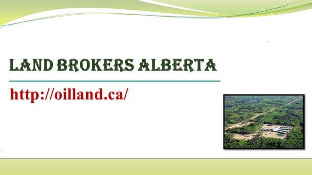 Land Brokers Alberta
