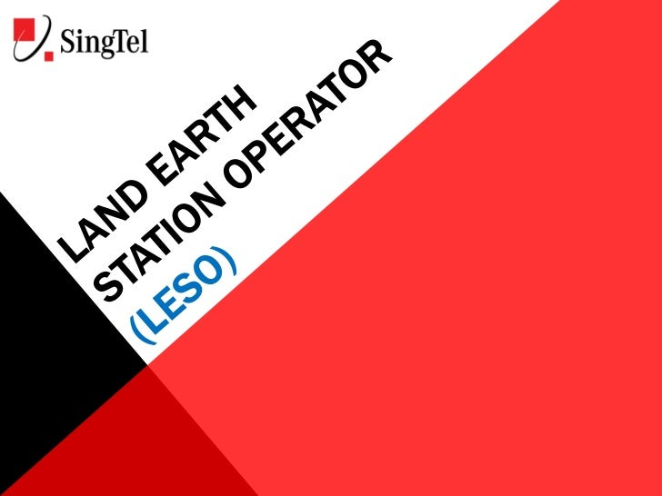As one of Asia's leading Land Earth StationOperator (LESO), SingTel provides a stableinterface for reliable satellitecommu...