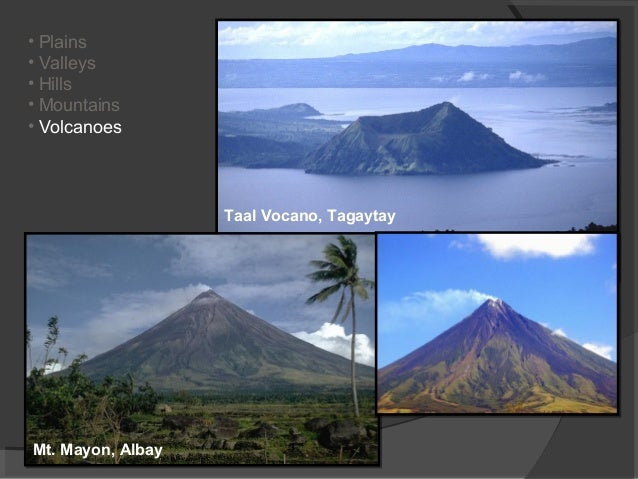 Land forms of the philippines grade 1 2 sciox Image collections
