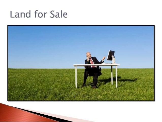Land for sale Slide 3