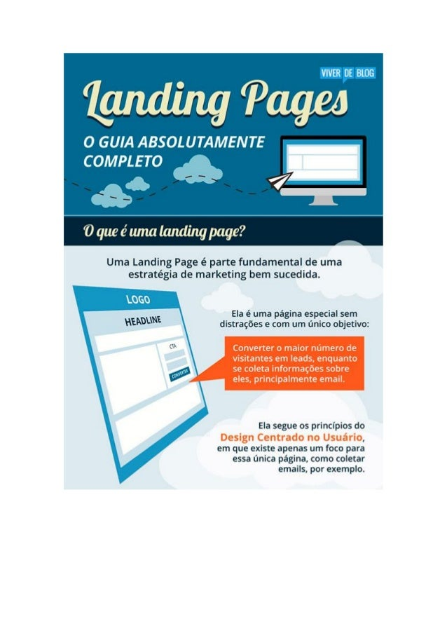 Landing Pages: O guia absolutamente completo