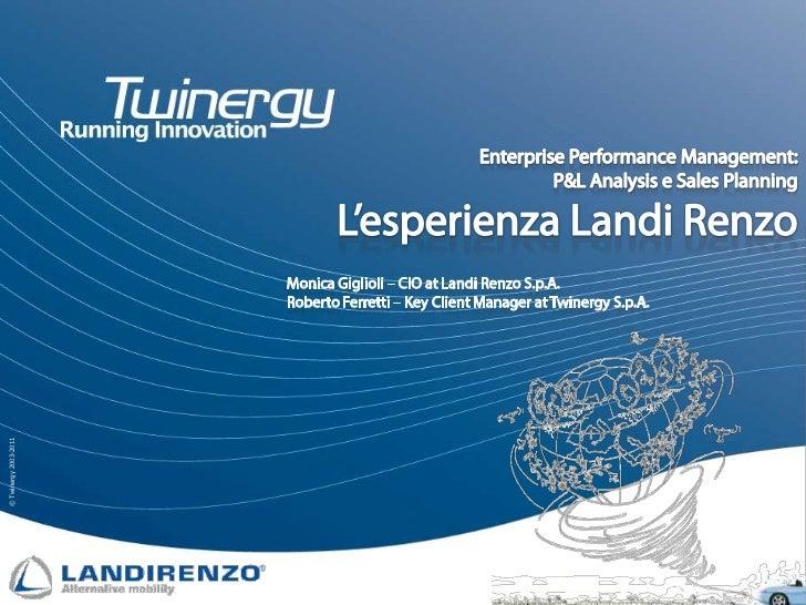 © Twinergy 2003-2011