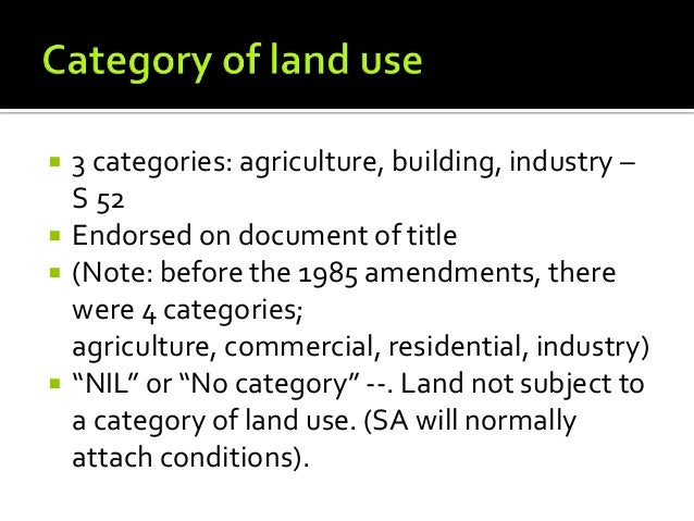 land law 1 Land law has and always will be of great importance to people, for a start we all need somewhere to live whether it is freehold property.